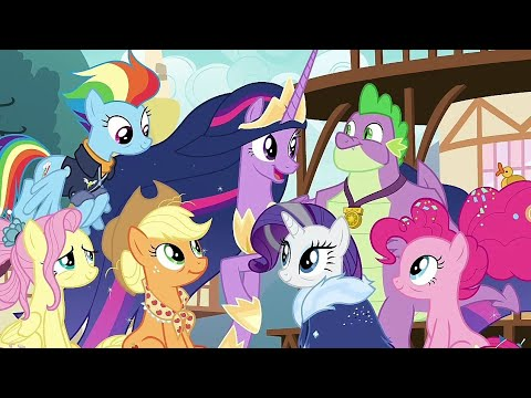 The Last Song Of My Little Pony: Friendship Is Magic