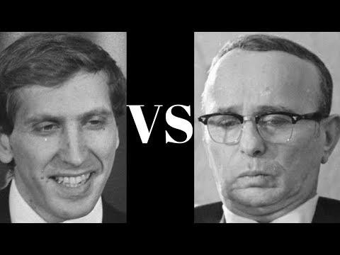 Bobby Fischer vs Samuel Reshevsky 1961 - Sicilian Defense (B32) (Chessworld.net)