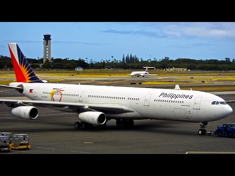 Honolulu (HNL) Spotting - Fiji Airways/Alaska - Airbus A330-300 & More - Spotting Series Episode 103