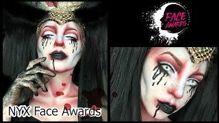 NYX FACE AWARDS 2017 - FRANCE -  THÈME LIBRE