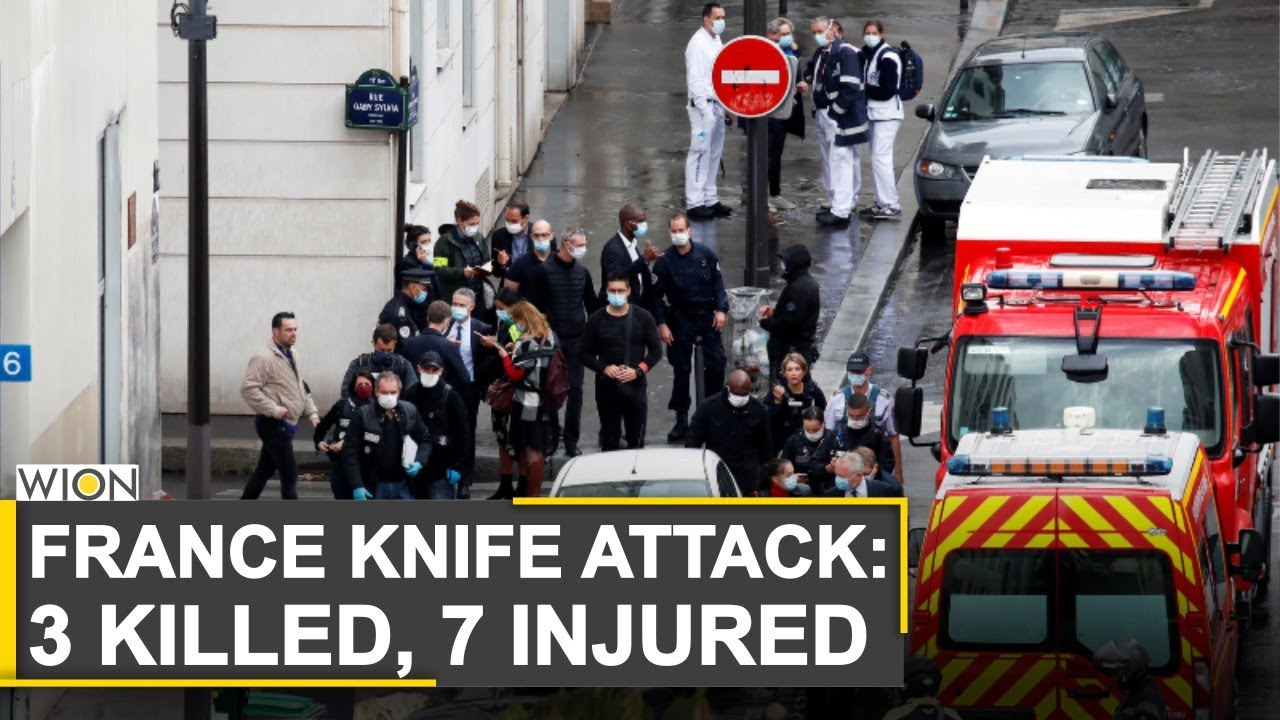 3 dead in 'terrorist' knife attack in French church, second beheading ...