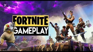Fortnite Victory Royale: My First Livestream on Twitch!