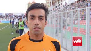 Toofan Harirod and Simorgh Alborz Match Ends In Draw