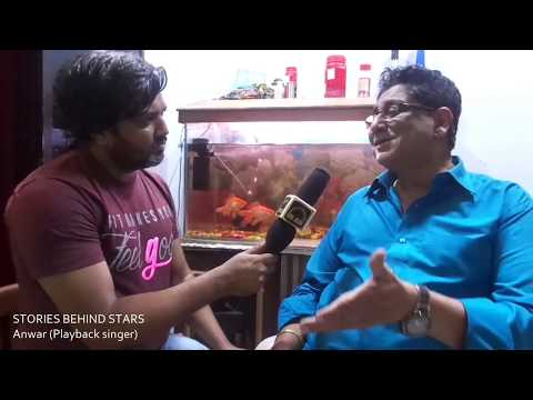 Anwar (Playback Singer)  | Talks About RAFI SAHAB | STORIES BEHIND STARS | Bollywood On Air