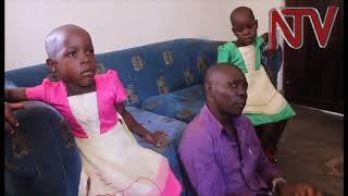 Eyabadde awambye abalongo e Luweero agamba obwavu bwabadde bumutta thumbnail