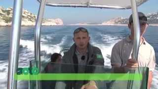 Création du Parc National des Calanques de Marseille