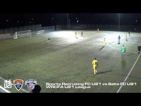 Sports Recruiting FC U21's vs Salts FC U21's - WRCFA Sports Recruiting USA U21 League