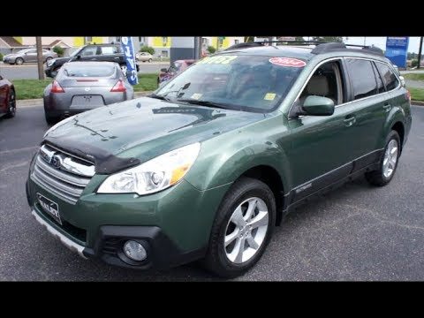 2014 Subaru Outback | Read Owner and Expert Reviews, Prices, Specs