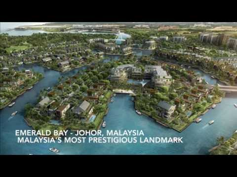 Emerald Bay Water Gate Project - Johor, Malaysia