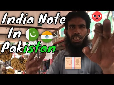 I Gave Indian Note To Pakistani Sabziwala || Prank (Gone Angry )