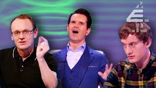 "Sean Lock to Jimmy Carr ""Thank You For Not Killing Me??"" 