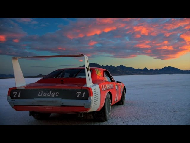 Bonneville 71 Short Film | NASCAR RACE HUB