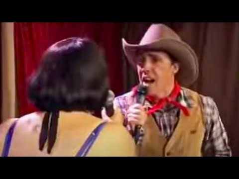 Bryn and Ness: line dancing duet - Gavin & Stacey - BBC comedy