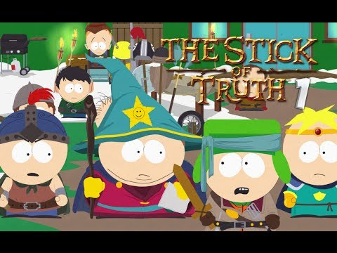 Jahova Plays South Park The Stick Of Truth Episode 1