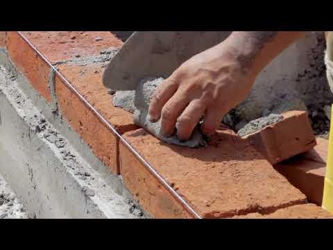 Maçonnerie Chainée 08 De 11: Murs En Maçonnerie Chaînée