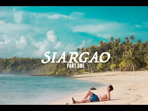 Siargao Island Better than Boracay (Philippines)