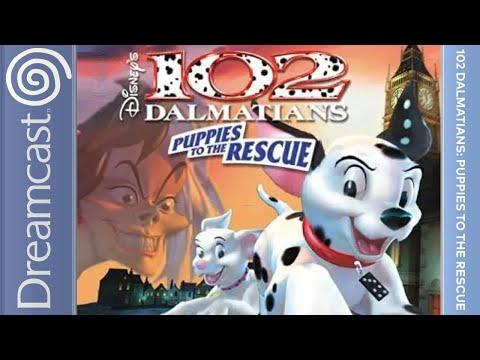 102 Dalmatians: Puppies to the Rescue - Sega Dreamcast