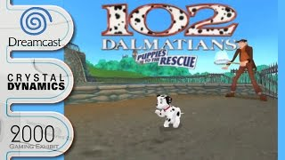 Скачать 102 Dalmatians Puppies To The Rescue Sega Dreamcast