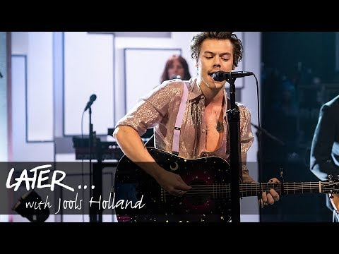 Download Harry Styles - Watermelon Sugar Later... With Jools Holland Mp4 baru