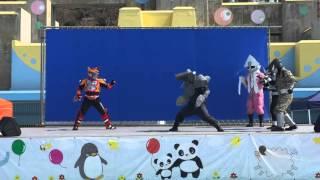 播州戦士ソウルダーショー 2016.03.27 ひめじ手柄山遊園
