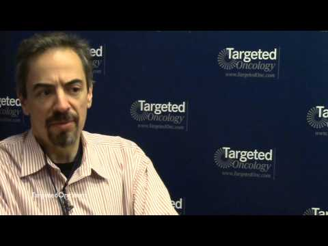 Dr. Melnick on EZH2 as a Potential Target in Diffuse Large B Cell Lymphoma