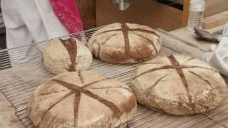 Grampy Pat's Almost Famous Sourdough Bread