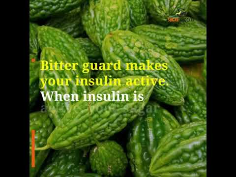 bitter-guard-good-for-diabetes-|-how-to-use-bitter-melon-to-lower-blood-sugar?-|-diabetes-tips