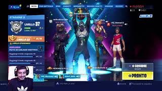 FORTNITE:SHOP 17 AGOSTO LIVE-SERVER PRIVATIONS - SKIN-CODE CREATOR:TOMSPACEWALKER