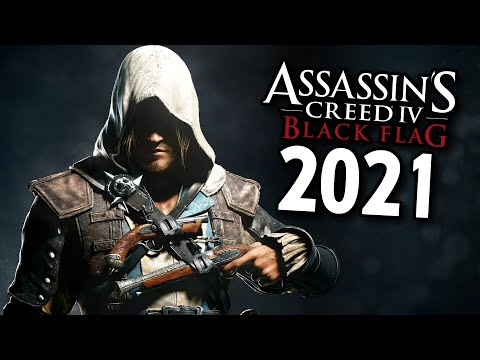 Assassin's Creed Black Flag in 2021: Was It Really THAT Good?
