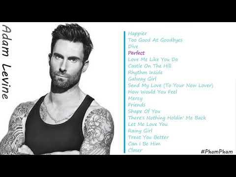 The Best Songs - Ed Sheeran, Shawn Mendes, Adele, Sam Smith, James Arthur, Calum Scott - Cover