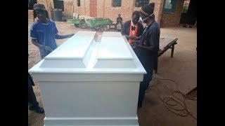 Fundi aelezea changamoto utengenezwaji Jeneza la Maria na Consolata