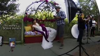Behind the Scenes with Tucson Bride & Groom Magazine