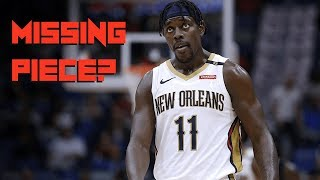 Could Raptors FINESSE Pelicans? - Potential STEALS From New Orleans Fire Sale