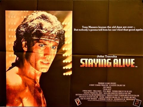 Rant - Staying Alive (1983) Movie Review - YouTube
