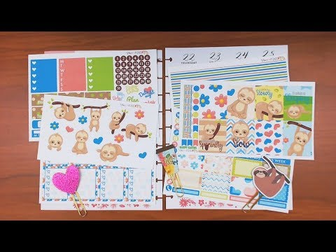 Happy Planner Plan with Me February 19-25 featuring Planwithpizazz