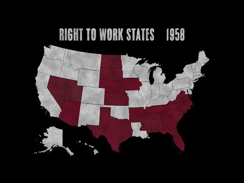The False Slogan: Racist Roots of Right-To-Work | AFSCME Video