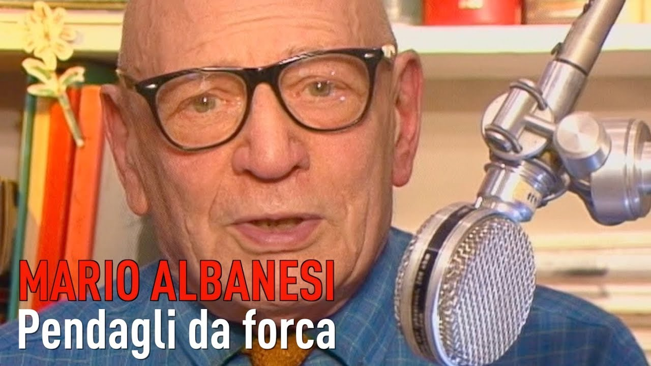 MARIO ALBANESI Pendagli da forca