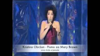 Parada - Kristina Obržan - Pismo za Mary Brown