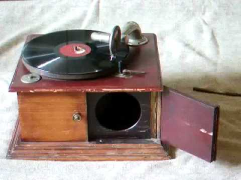 An Island Sheiling Song - gramophone record