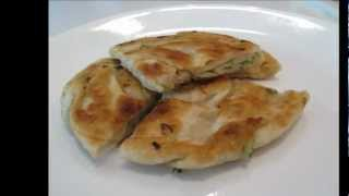 Green Onion Pancake 上海葱油餅