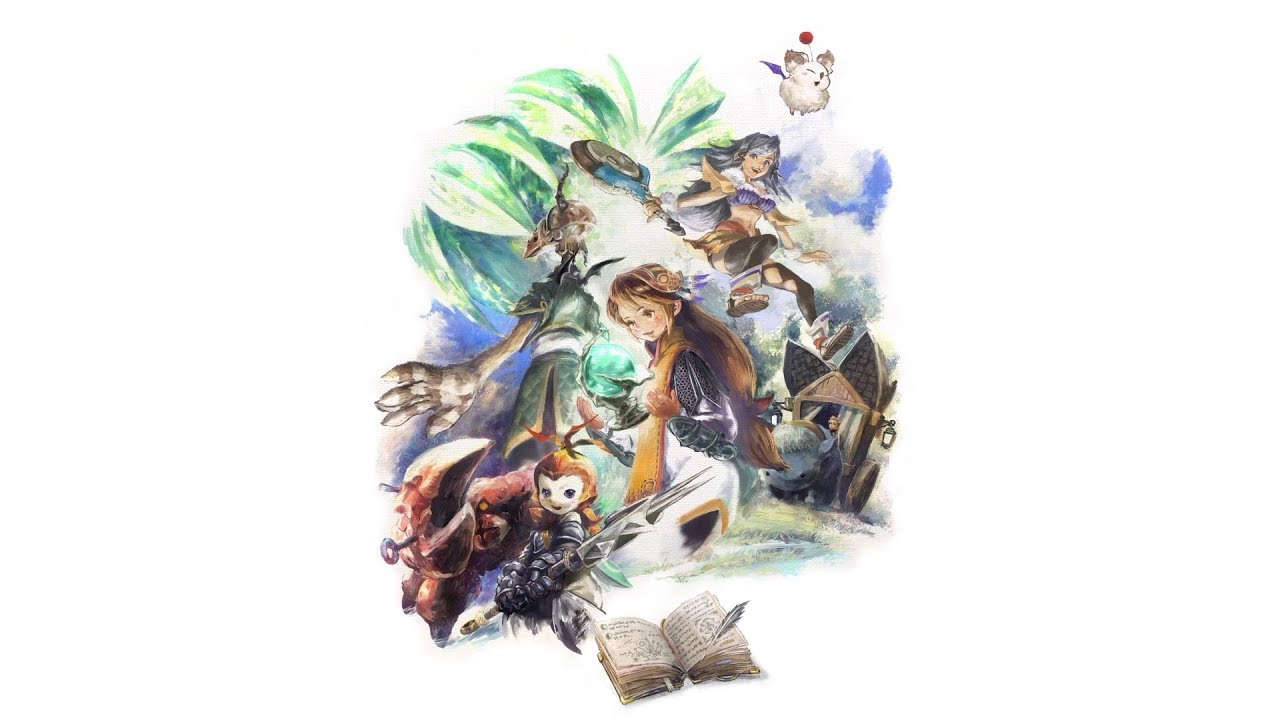 SQUARE ENIX - Games - FINAL FANTASY CRYSTAL CHRONICLES