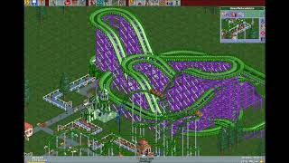 Ni ludu: RollerCoaster Tycoon #4 – Amazonoj