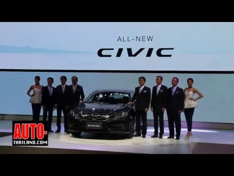GrandOpening All New Honda Civic 2016