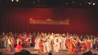 Театр Песни 'ПЛАНЕТА ДЕТСТВА' с песней  'Легенда'(муз.Яри Леви, слова Елена Ульянова)