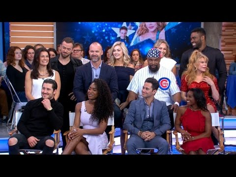 Download Dancing With The Stars US S24E01