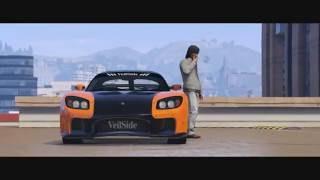Форсаж 3: Токийский Дрифт GTA V Хан Ремейк