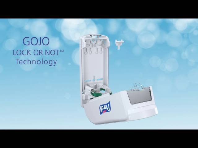 PURELL® ADX-12™ Dispenser (Animated)