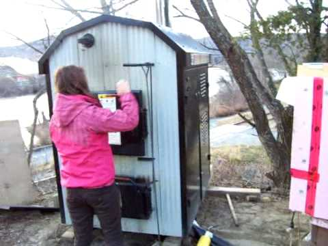 Wood Doctor EPA HE8000 ALL FIRE NO SMOKE - YouTube