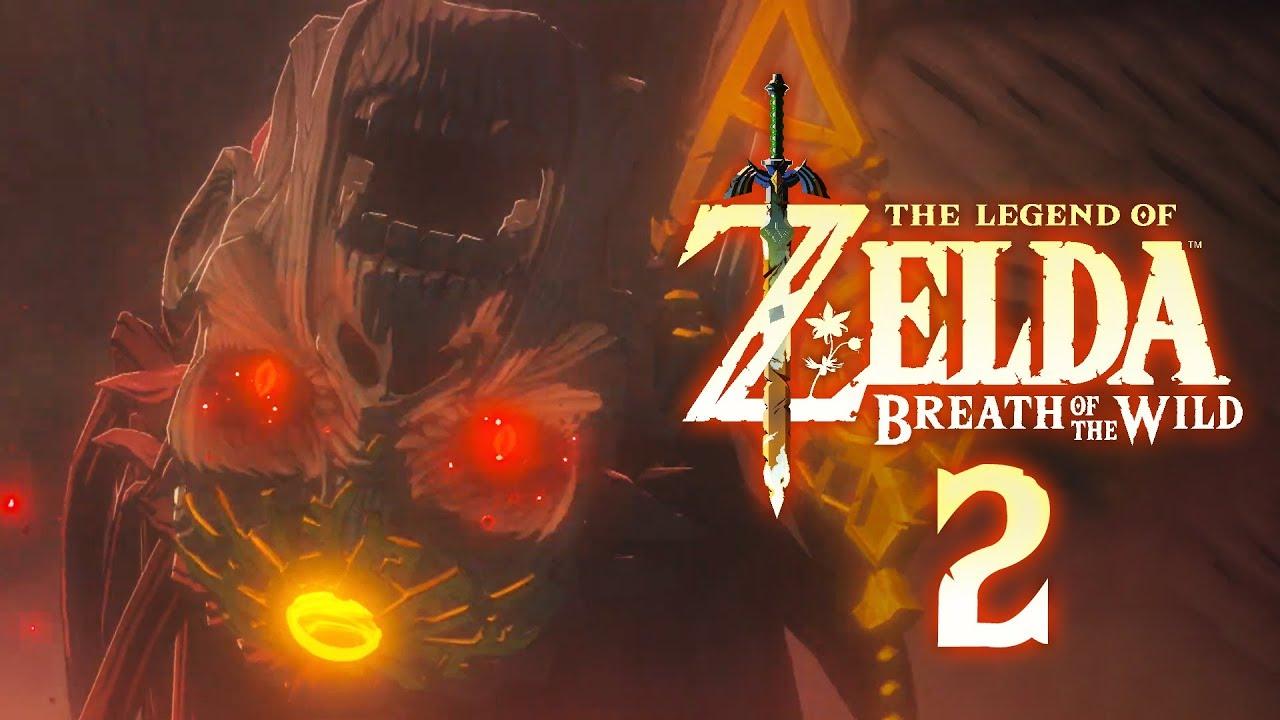 Ganon Is Back In Zelda Breath Of The Wild 2