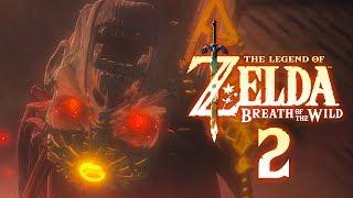 Ganon is Back in Zelda: Breath of the Wild 2?